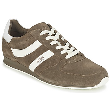Παπούτσια Άνδρας Χαμηλά Sneakers Hugo Boss Orange 50327304 Taupe