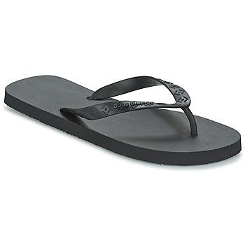 Παπούτσια Άνδρας Σαγιονάρες Hugo Boss Orange 50311200 Black