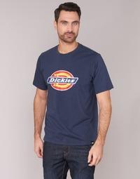Υφασμάτινα Άνδρας T-shirt με κοντά μανίκια Dickies HORSESHOE TEE MARINE