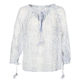 Υφασμάτινα Γυναίκα Μπλούζες See U Soon 7111084 Άσπρο