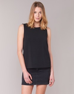 Υφασμάτινα Γυναίκα Μπλούζες See U Soon 7112004 Black