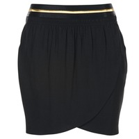 Υφασμάτινα Γυναίκα Φούστες See U Soon 7131136 Black