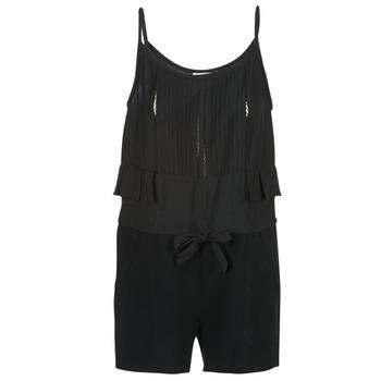 Υφασμάτινα Γυναίκα Ολόσωμες φόρμες / σαλοπέτες See U Soon 7191003 Black