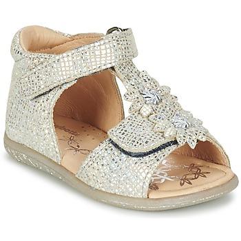 Παπούτσια Κορίτσι Σανδάλια / Πέδιλα Babybotte TUTU Silver