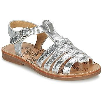 Παπούτσια Κορίτσι Σανδάλια / Πέδιλα Babybotte YLONA Silver