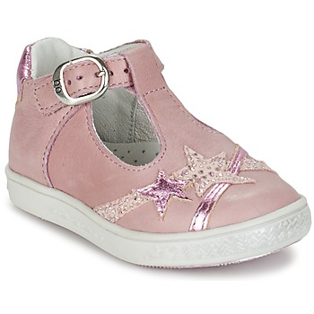 Παπούτσια Κορίτσι Μπαλαρίνες Babybotte STARMISS ροζ