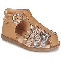 Παπούτσια Κορίτσι Μπαλαρίνες Babybotte TWIX CAMEL