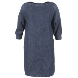 Υφασμάτινα Γυναίκα Κοντά Φορέματα Diesel DE CHOF Μπλέ