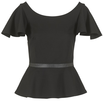 Υφασμάτινα Γυναίκα Μπλούζες Diesel T SONAI Black