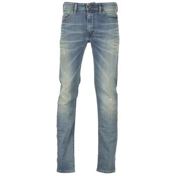 Υφασμάτινα Άνδρας Skinny jeans Diesel THOMMER μπλέ / 0845F