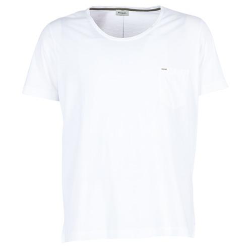 Υφασμάτινα Άνδρας T-shirt με κοντά μανίκια Diesel T KRONOX Άσπρο