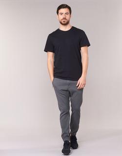 Υφασμάτινα Άνδρας Παντελόνια Πεντάτσεπα Diesel P BLACK Grey