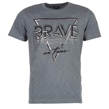 Υφασμάτινα Άνδρας T-shirt με κοντά μανίκια Diesel T DIEGO NE Grey