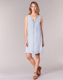 Υφασμάτινα Γυναίκα Κοντά Φορέματα Diesel DE ISBEC μπλέ