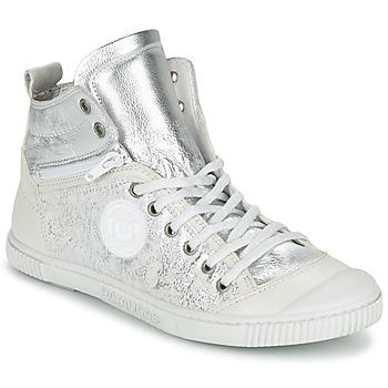 Παπούτσια Γυναίκα Ψηλά Sneakers Pataugas BANJOU/MT F2C Silver