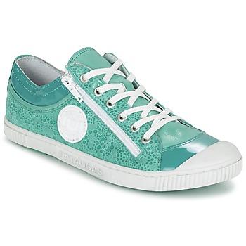 Παπούτσια Γυναίκα Χαμηλά Sneakers Pataugas BISK/BB F2C TURQUOISE