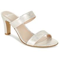 Παπούτσια Γυναίκα Τσόκαρα Perlato ADINILE Silver