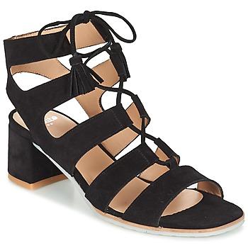 Παπούτσια Γυναίκα Σανδάλια / Πέδιλα Perlato QUEZOKA Black