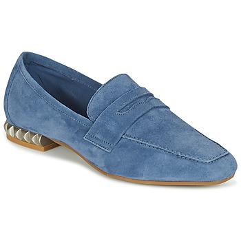 Παπούτσια Γυναίκα Μοκασσίνια Perlato KAMINA Μπλέ