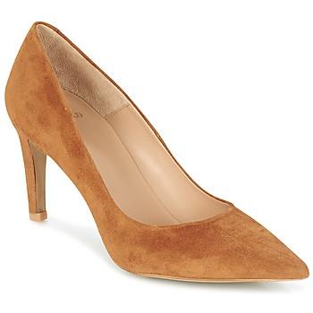 Παπούτσια Γυναίκα Γόβες Perlato REVOUTE Camel
