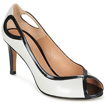 Παπούτσια Γυναίκα Γόβες Perlato FEJILI άσπρο / Black