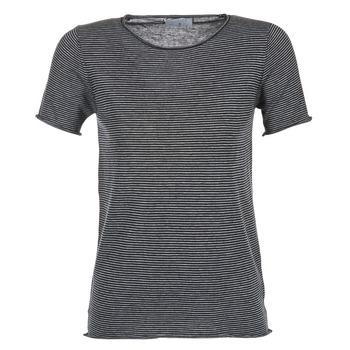Υφασμάτινα Γυναίκα T-shirt με κοντά μανίκια Casual Attitude GENIUS Marine
