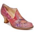 Παπούτσια Γυναίκα Χαμηλές Μπότες Neosens ROCOCO ροζ