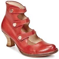 Παπούτσια Γυναίκα Μποτίνια Neosens ROCOCO Red