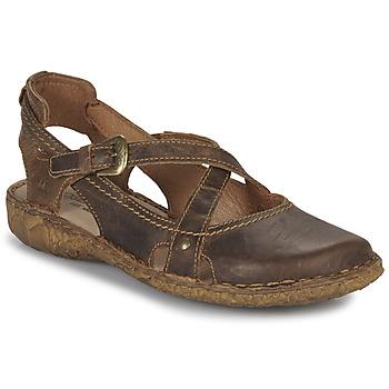 Παπούτσια Γυναίκα Σανδάλια / Πέδιλα Josef Seibel ROSALIE 13 Brown
