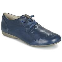 Παπούτσια Γυναίκα Derby Josef Seibel FIONA 01 Μπλέ