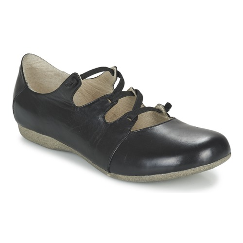 Παπούτσια Γυναίκα Μπαλαρίνες Josef Seibel FIONA 04 Black