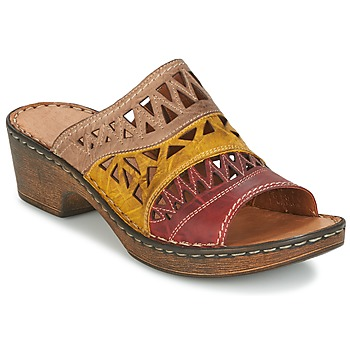 Παπούτσια Γυναίκα Τσόκαρα Josef Seibel REBECCA 43 Multicolour