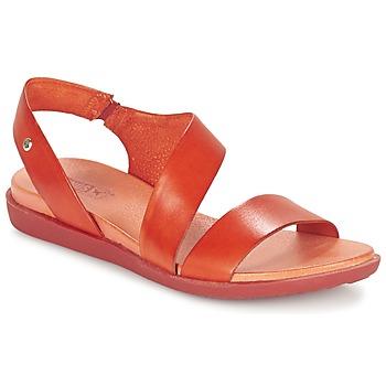 Παπούτσια Γυναίκα Σανδάλια / Πέδιλα Pikolinos ANTILLAS W0H Red