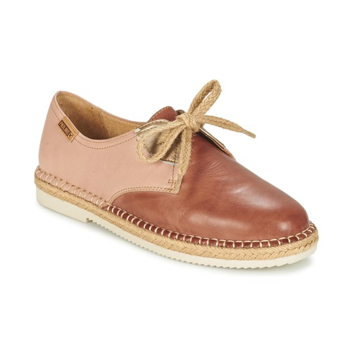 Παπούτσια Γυναίκα Derby Pikolinos CADAMUNT W3K Brown