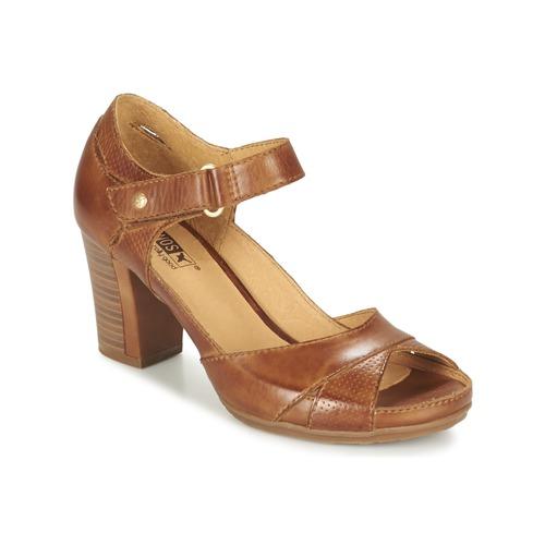 Παπούτσια Γυναίκα Σανδάλια / Πέδιλα Pikolinos JAVA W0K Brown