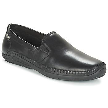 Παπούτσια Άνδρας Μοκασσίνια Pikolinos AZORES 06H Black