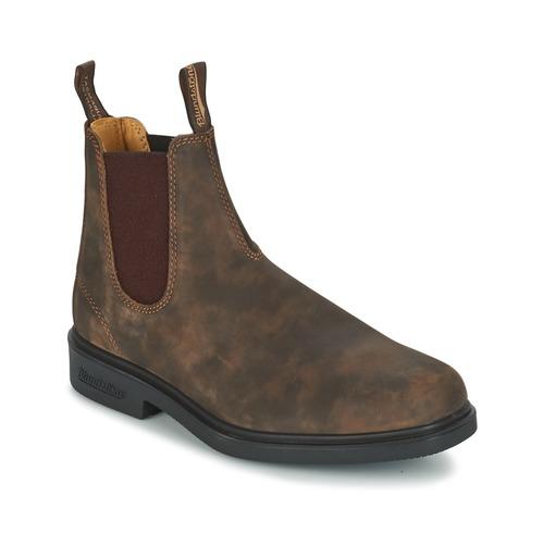 Παπούτσια Μπότες Blundstone COMFORT DRESS BOOT Brown