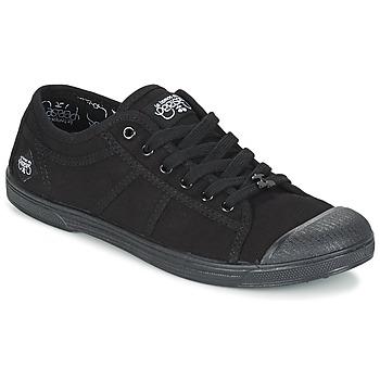 Παπούτσια Γυναίκα Χαμηλά Sneakers Le Temps des Cerises BASIC 02 Black