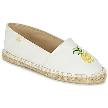 Παπούτσια Γυναίκα Εσπαντρίγια Le Temps des Cerises CANCUN άσπρο