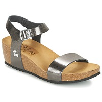 Παπούτσια Γυναίκα Σανδάλια / Πέδιλα Le Temps des Cerises ASTRID Grey
