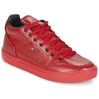 Παπούτσια Άνδρας Ψηλά Sneakers Cash Money SUNDAY Red