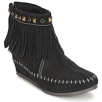 Παπούτσια Γυναίκα Μπότες Les Tropéziennes par M Belarbi BOLIVIE Black