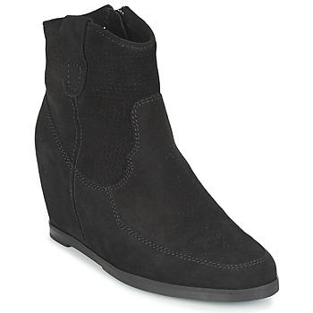 Παπούτσια Γυναίκα Μποτίνια Myma PERFONOIR Black