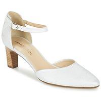 Παπούτσια Γυναίκα Γόβες France Mode LAURIC SE TA Άσπρο