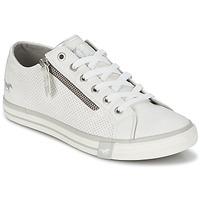 Παπούτσια Γυναίκα Χαμηλά Sneakers Mustang RADU Άσπρο