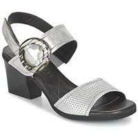Παπούτσια Γυναίκα Σανδάλια / Πέδιλα Hispanitas DADOMPI Silver