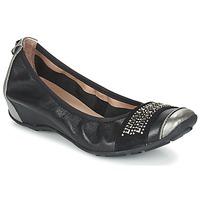 Παπούτσια Γυναίκα Μπαλαρίνες Mam'Zelle FADILA Black / Silver
