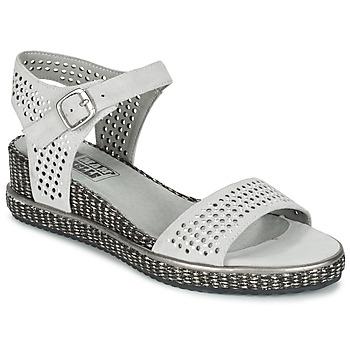 Παπούτσια Γυναίκα Σανδάλια / Πέδιλα Mam'Zelle SELDA Grey