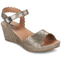 Παπούτσια Γυναίκα Σανδάλια / Πέδιλα Mam'Zelle DOUGA Silver