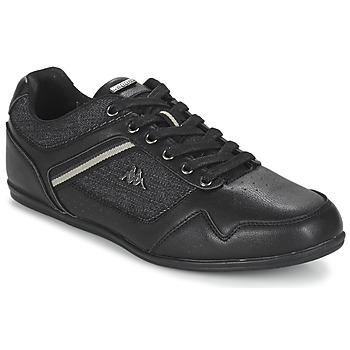 Παπούτσια Άνδρας Χαμηλά Sneakers Kappa BRIDGMANI Black